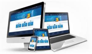 site internet telephone tablette responsive