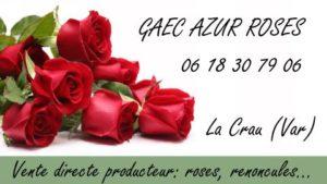 site internet gaec azur roses