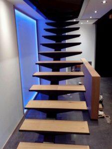 escalier ferronnerie durand hyères var