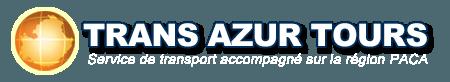 logo trans azur tour transport de personnes var