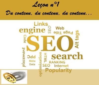 lecon-numero 1 referencement naturel seo