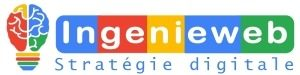 Logo ingenieweb création site internet référencement site internet stratégie digitale dans le var 83