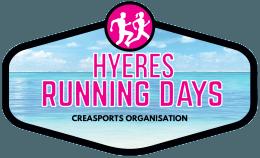 logo Hyères running Days partenaire digital Ingenieweb